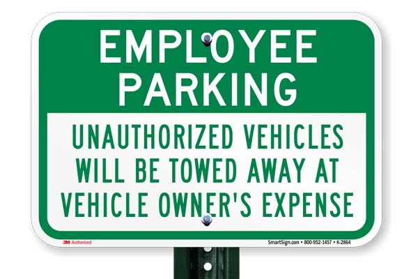 Nondeductible Employee Parking Expenses