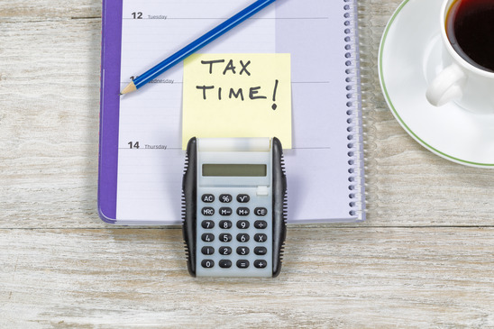 It's January: Time to Prepare for Tax Season