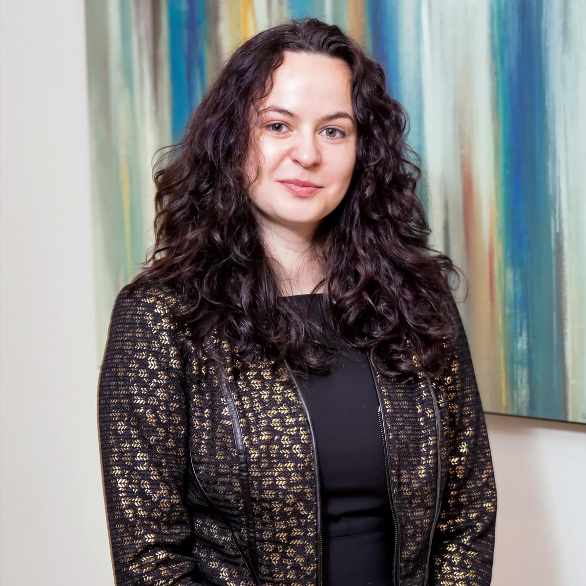 Tatiana Safrygina, CPA