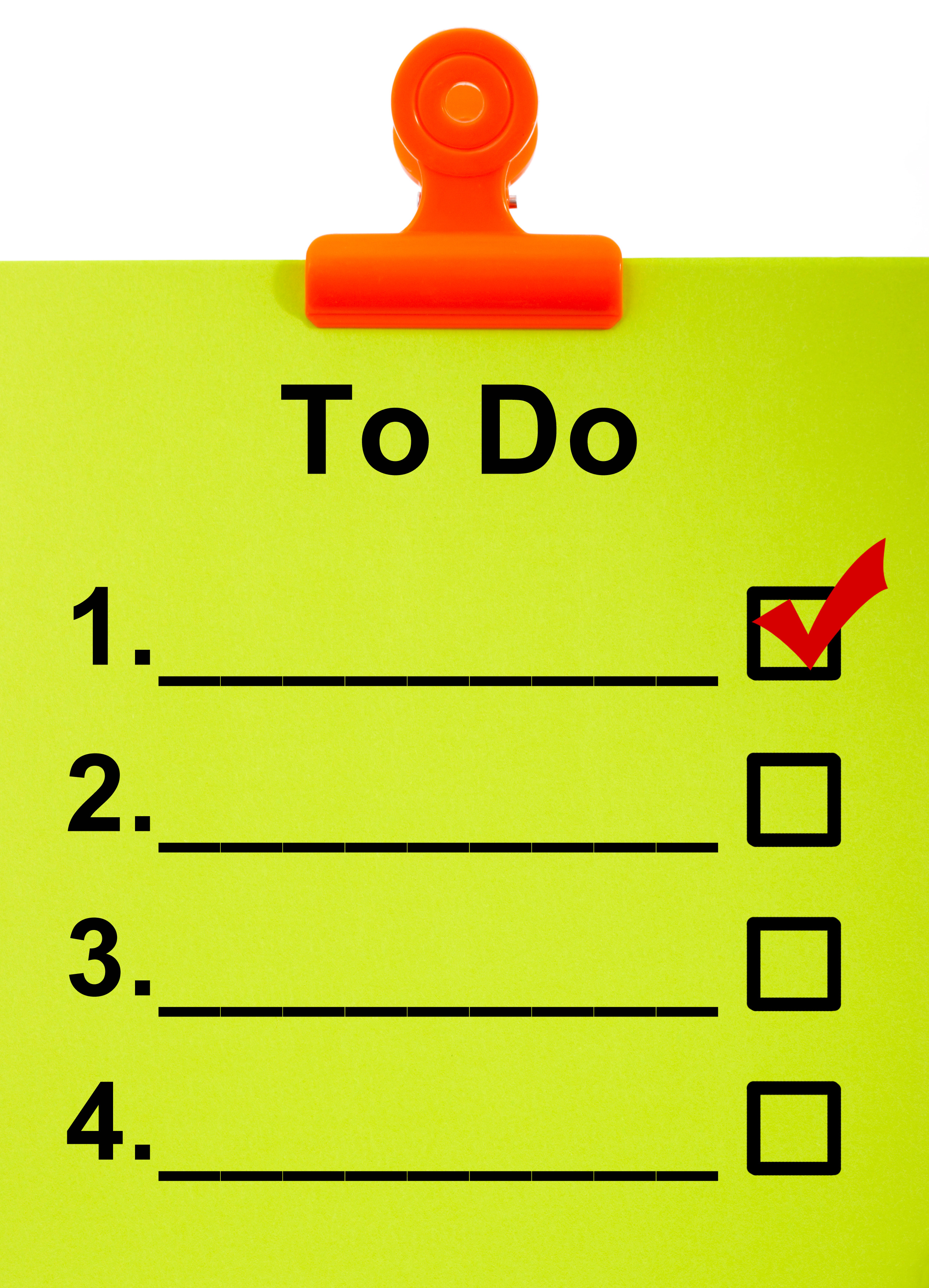 """Top 10 """"To-Do's"""" for Non-Profits"""