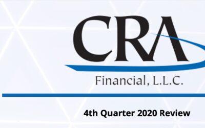 4th Quarter 2020 Review – CRA Financial, L.L.C.